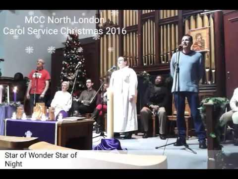 20161211 Carol Service MCC North London Christmas 2016