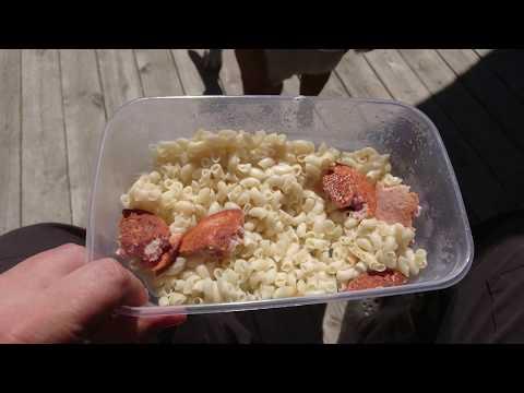 boxer-rex-eat-sausage-and-macaroni
