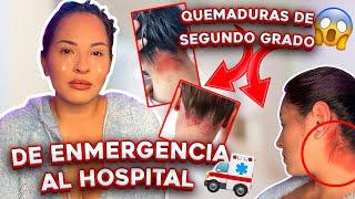 ME PUSE MUY GRAVE Y TERMINÉ EN EL HOSPITAL! 😭 LO PEOR QUE ME HA PASADO..| KARLA BUSTILLOS