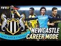 SIGNING A NEW RIGHT MIDFIELDER!!! FIFA 17 Newcastle United Career Mode #35