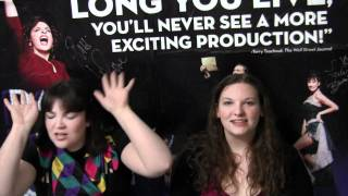 Patty & Emily Review Bonnie & Clyde