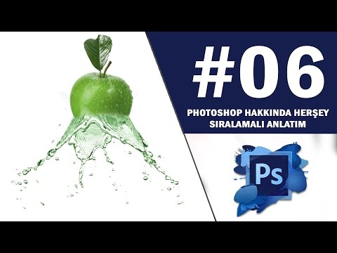 Su Dağılım Etkisi - Water Dispersion Effect - Photoshop Eğitimi