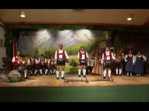 Shoe Slapping: Tyrolean Wood Chopper's Dance - Tyrolean Evening DVD