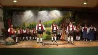 Shoe Slapping: Tyrolean Wood Chopper
