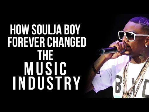 How Soulja Boy Forever Changed The Music Industry