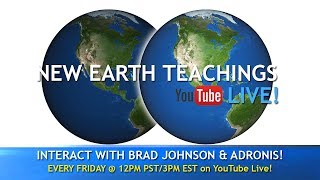 New Earth Teachings LIve! (Healing and Q&A)
