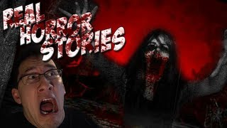 Real Horror Stories   SO MANY JUMPSCARES!
