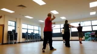 Wushu Basics training