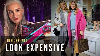 Caroline Labouchere & Evey Kurlander|How to look expensive & classy on a budget