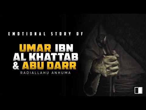 Emotional Story of Umar Ibn Al Khattab and Abu Dharr (ra) ᴴᴰ (must watch)
