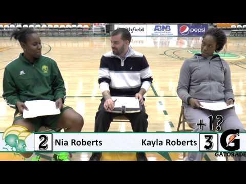 Know Your Fellow Spartan: Kayla Roberts vs. Nia Roberts