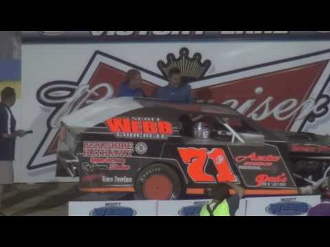 IMCA Modified feature Independence Motor Speedway 8/12/17