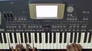 mere mitwa mere meet re instrumental:Keyboard