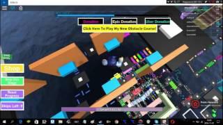 Roblox #13 Mega Fun Obby 612 stagy (3) (zdobyty: 340 stage)