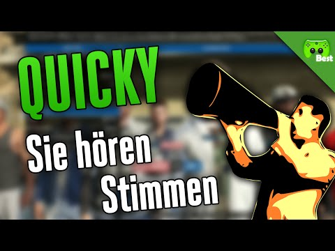 SIE HÖREN STIMMEN 🎮 Quicky #174 | Best of PietSmiet