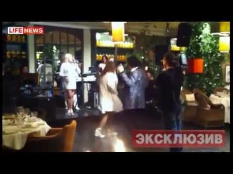 Филипп Киркоров на свадьбе Максима и Аллы 24.12.2011