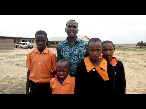 Africa Thriving Food Delivery to Risa Primary School