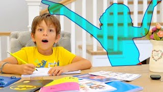 Invisible Song I Nursery Rhymes & Kid Songs
