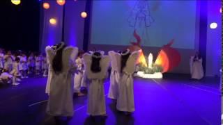 Coroação de Nossa Senhora 2015 1º ano C