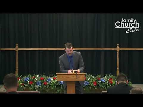 Born of the Spirit vs Baptized in the Spirit   Pastor Tim Stahlman // Family Church Erie