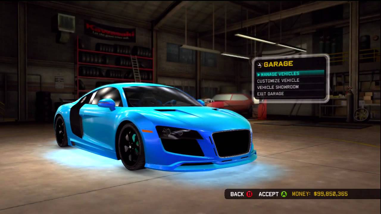 Midnight Club Best Cars To Make
