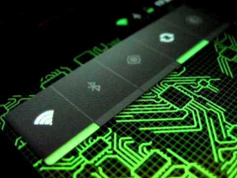 3d Wallpaper Home Screen Circuitry Live Wallpaper Youtube