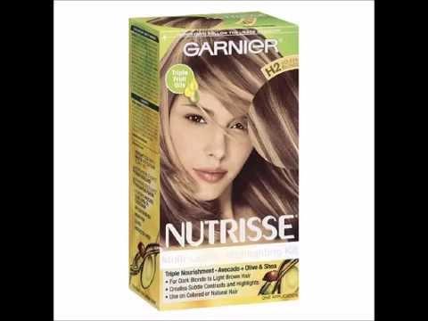 Garnier Nutrisse Nourishing Multi Lights Highlighting Kit Blonde H2 Toffee Swirl 1 Ea