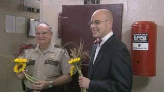 Mayor Wiseman visits the Starkville City Jail