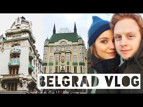 BELGRAD VLOG | Oda Turu, İlk keşif | Part 1
