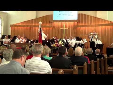 """I'll not turn back"" - Ian McNeil, trombone (Royal Oak Salvation Army Band)"