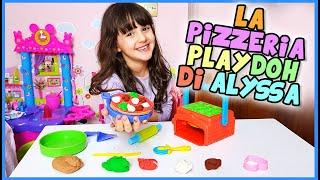 Download lagu La pizzeria di Alyssa col Play Doh