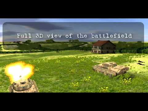 Combat Mission: Touch Trailer