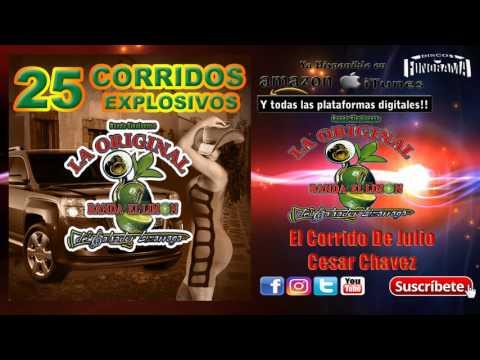 La Original Banda El Limon - 25 Corridos Explosivos - Disco Completo
