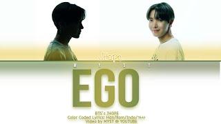 BTS (방탄소년단) JHOPE - EGO Lirik Terjemahan Indonesia