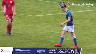 Macclesfield Town Youth v Crewe Alex Youth