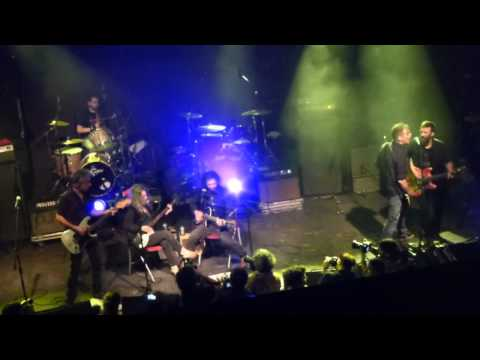 The Last Drive & Dead Moon - It's OK / 54-40 or fight @Gagarin205 21/12/2013