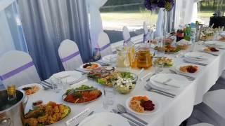 Ranczo Budrysa - przyjecie weselne 3.06.17r