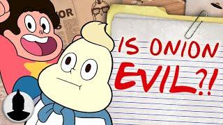 Steven Universes Onion is Actually EVIL?!?! - Cartoon Conspiracy (Ep. 114)
