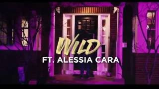 Troye Sivan - WILD (ft. Alessia Cara) Official Music Video (Fan Made)