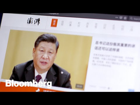 China's Vision of a Censored Internet is Spreading