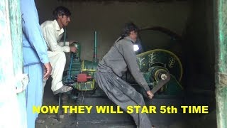 Download Old Diesel Engine best Sound  Start up Village life Rural area in Punjab Mp3 and Videos