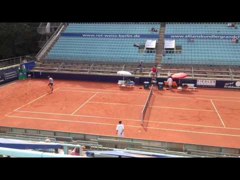 Tennis ITF Kundler German Open Berlin Finale tie break LTTC Rot Weiss Berlin