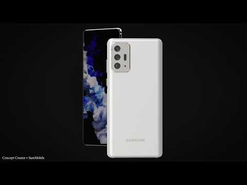 Galaxy S21 (S30) bất ngờ lộ diện với công nghệ camera ẩn dưới màn hình – Nguồn Concept Creator