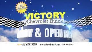 Victory Chevrolet Buick of Milan - Grand Opening!