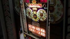 Spielautomat geldspielautomat Merkur crown Gold