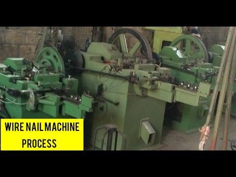 Wire Nails Manufacturing Business लोहे का किल बनाने का उद्योग खोलें