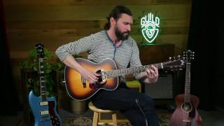 DeArmond Tone Boss - Acoustic Demo