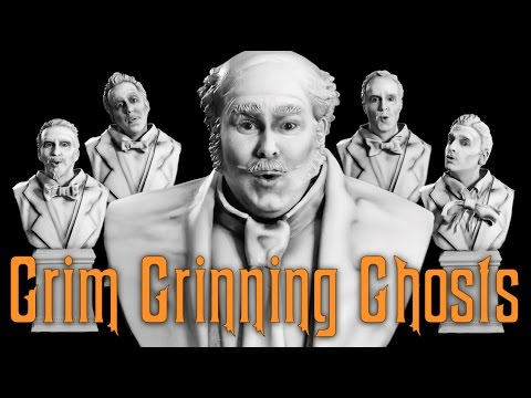 Grim Grinning Ghosts - VoicePlay A Cappella