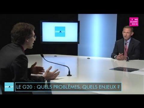 Le G20 : enjeux et perspectives