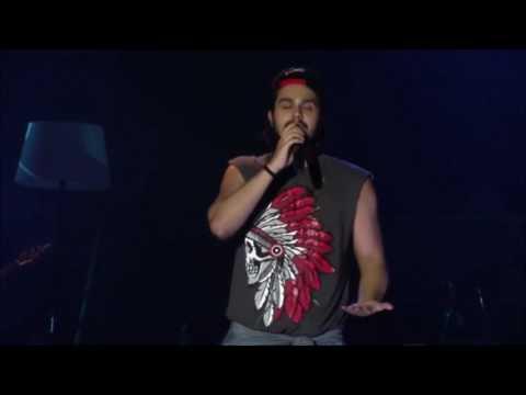 "Luan Santana - Turnê + Coreografia ""Acordando o Prédio"" -  Facebook 0803"